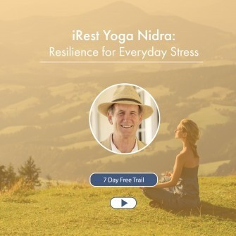 iRest Yoga Nidra: Resilience for Everyday Stress